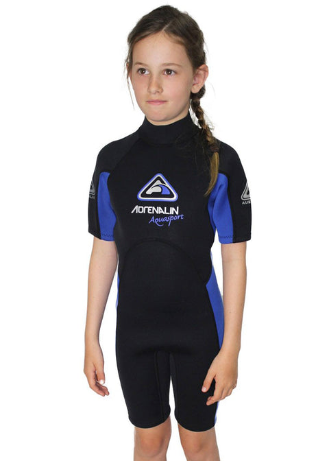 Adrenalin Aquasport-X Junior Springsuit Wetsuit