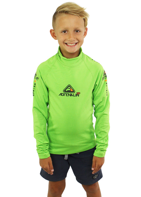 Adrenalin 2P Kids Thermal Long Sleeve Rash Guard
