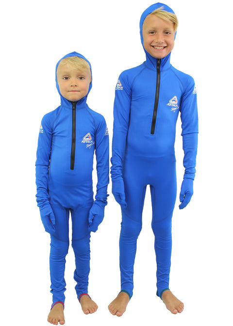 Adrenalin Kids Hooded Lycra Stinger Suit