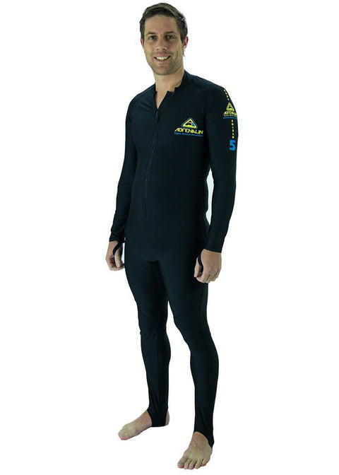 Adrenalin Unisex BodyShield Microfibre Lycra Suit