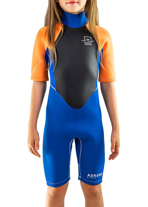 Adreno Kids Neo Fusion 3/2mm Spring Suit Wetsuit