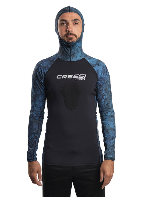 Cressi Cobia Neoprene and Lycra Spearfishing Top