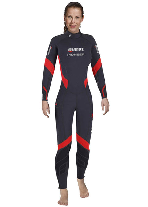 Mares She Dives Pioneer 5 Wetsuit w. Hood