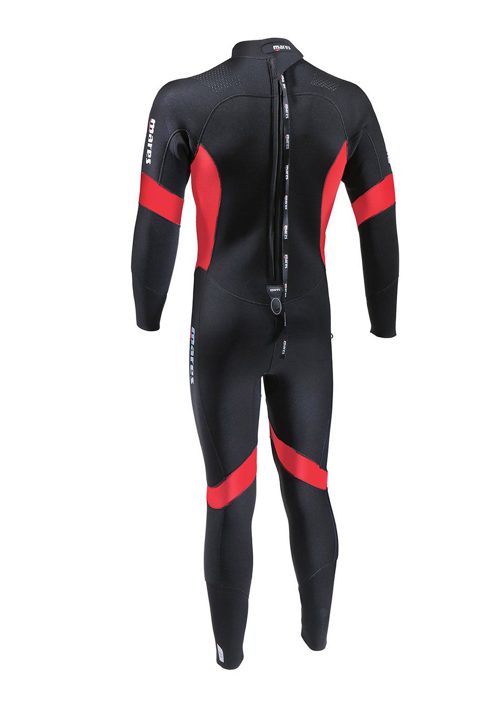 Mares Mens Pioneer 5 Wetsuit w. Hood – Wetsuit Warehouse b859a8a00