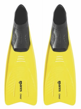 Mares Clipper Snorkelling fin - Full Foot
