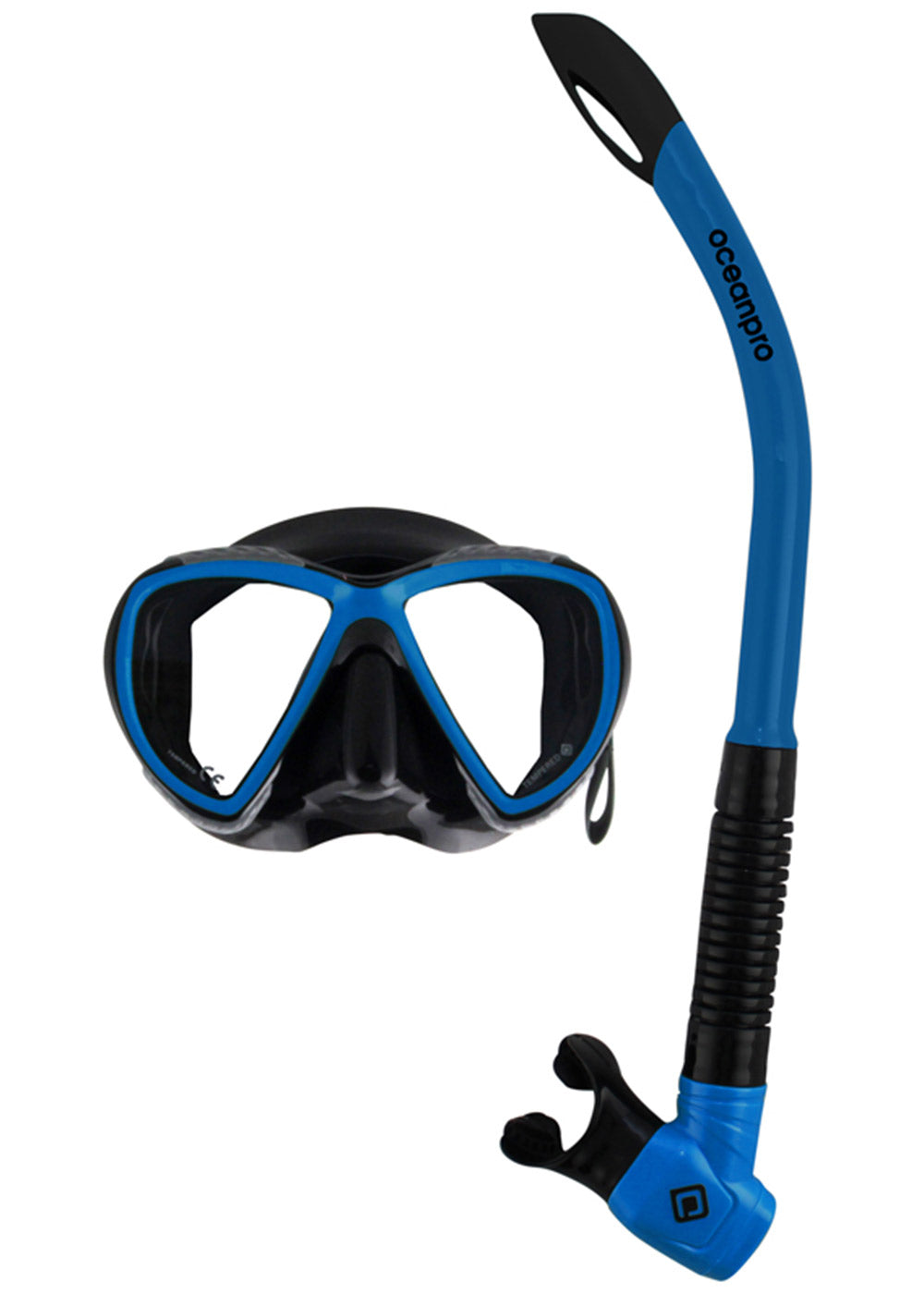 Ocean Pro Yongala Mask and Snorkel Set
