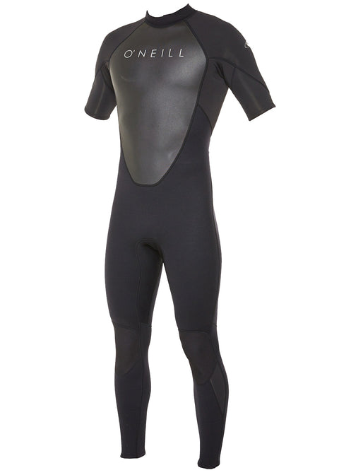 O'Neill Mens Reactor II 2mm Short Sleeve Steamer Wetsuit