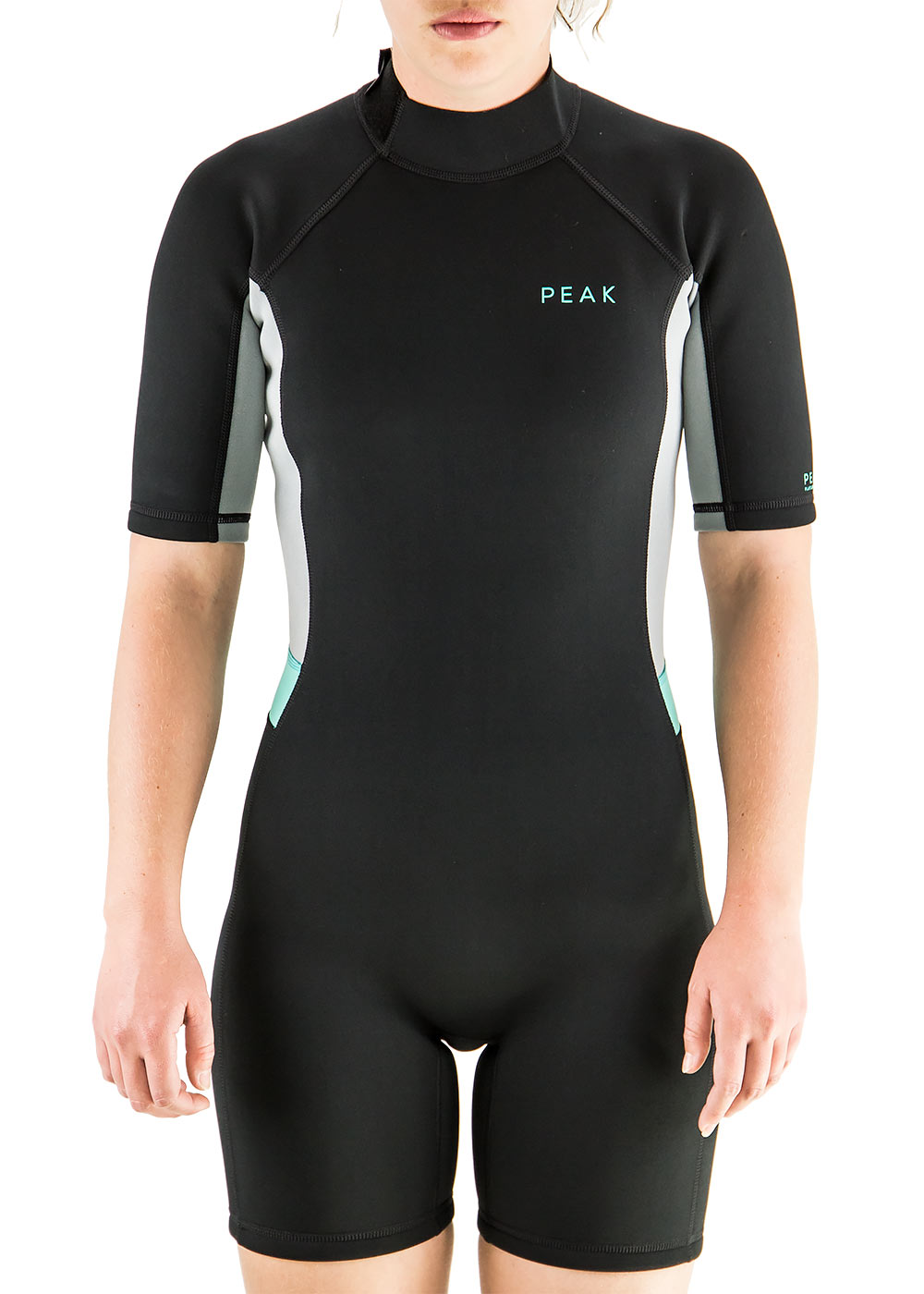 Peak Womens Energy 1.5mm Short Sleeve Spring Suit wetsuit warehouse