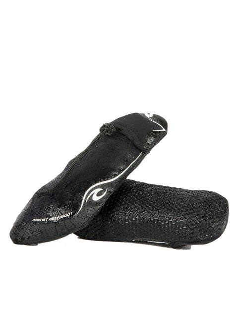 Rip Curl Mens Foldable Pocket Reef Boots