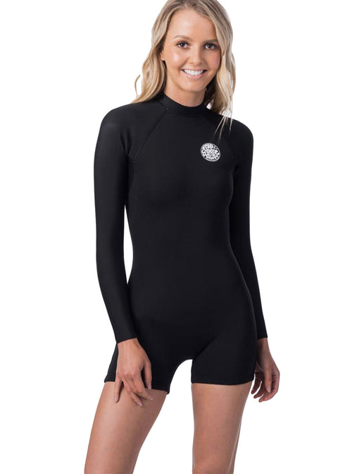 Rip Curl Womens G-Bomb 2mm GBS Long Sleeve Spring Suit