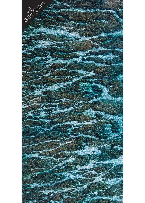Tiger Reef Microfibre Towel