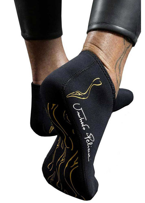 Umberto Pelizzari N1 1.5mm Short Wetsuit Socks