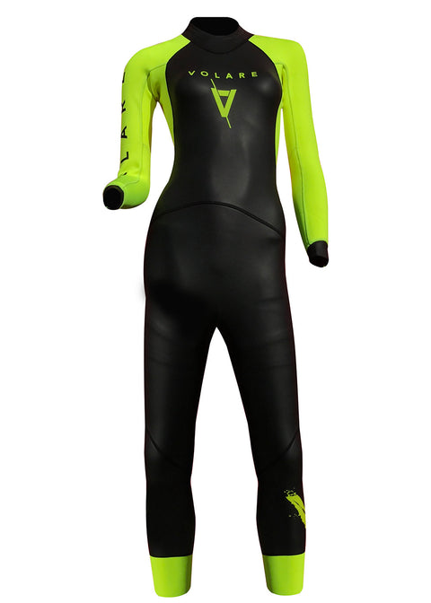 V1 Womens Triathlon 3/2mm Wetsuit