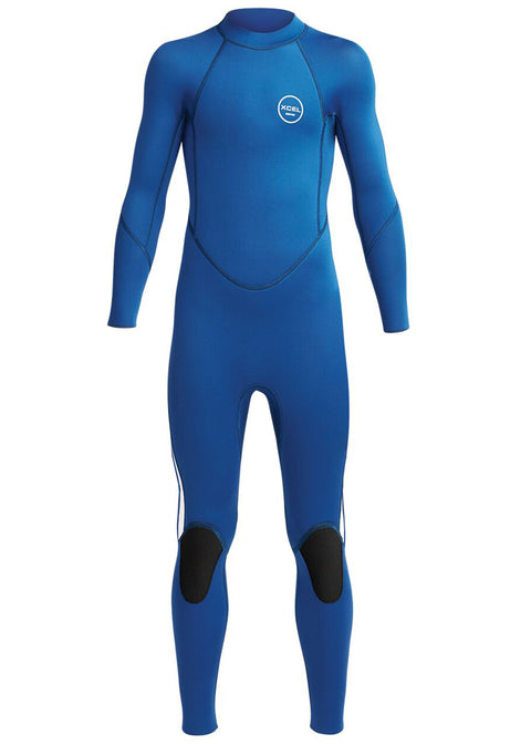 Xcel Boys Axis 3/2mm Back Zip FL Steamer Wetsuit