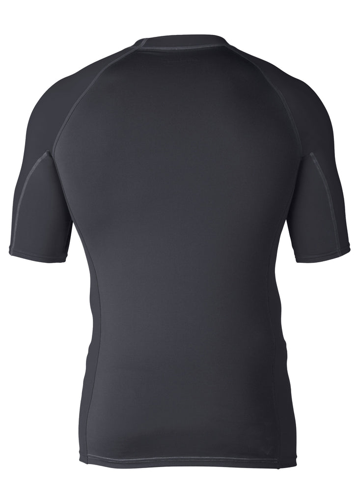 Xcel Mens Huntington Short Sleeve Rash Guard Wetsuit