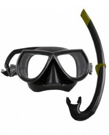 Ocean Hunter Predator mask and snorkel set