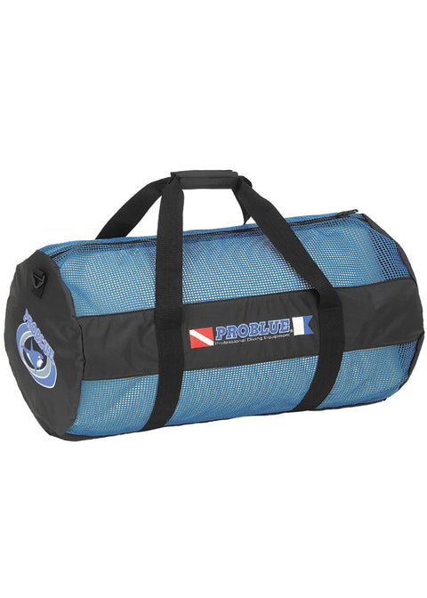 Problue HD Mesh Gear Bag Blue Large