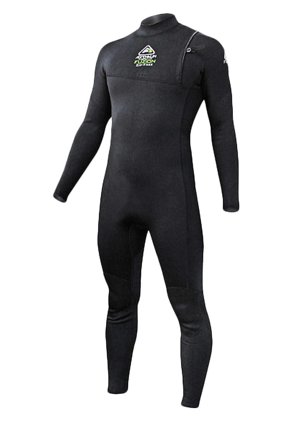 Adrenalin Mens Fuzion 2mm Zipperless Steamer buy online wetsuit warehouse
