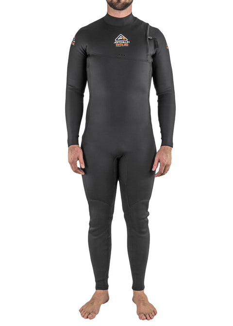 Adrenalin Mens Hyperdry 3/2mm Zipperless Steamer Wetsuit