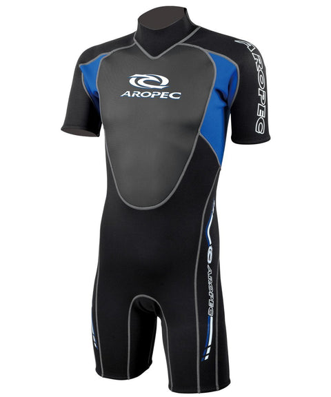 Aropec Mens Surf Pro 2 3/2mm Spring Suit