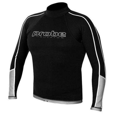 Probe 'Insulator' Long Sleeve Top - Mens