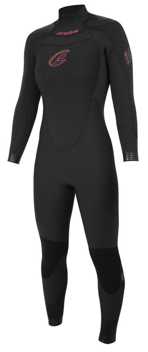 Probe 'iDry' Steamer Wetsuit - 7mm - Ladies