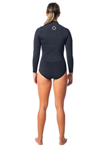 SALT Womens 2.0mm Long Sleeve Spring Suit Wetsuit