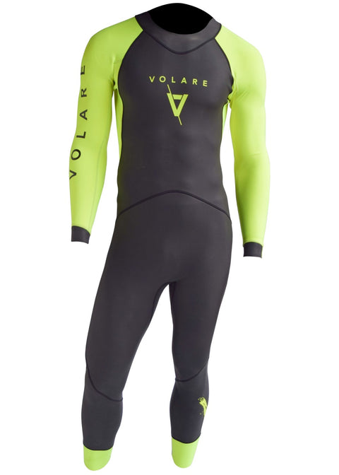 V1 Mens Triathlon 3/2mm Wetsuit