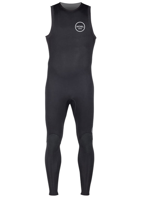 Xcel Mens Axis 2mm Long John Wetsuit buy online austalia afterpay