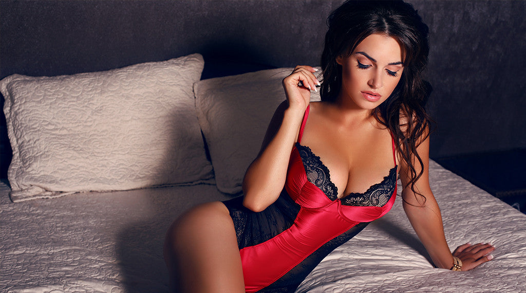 sexy lingerie banner