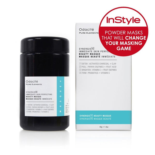 Odacité Synergie[4] Immediate Skin Perfecting Beauty Masque Full Size - megan-graham-beauty