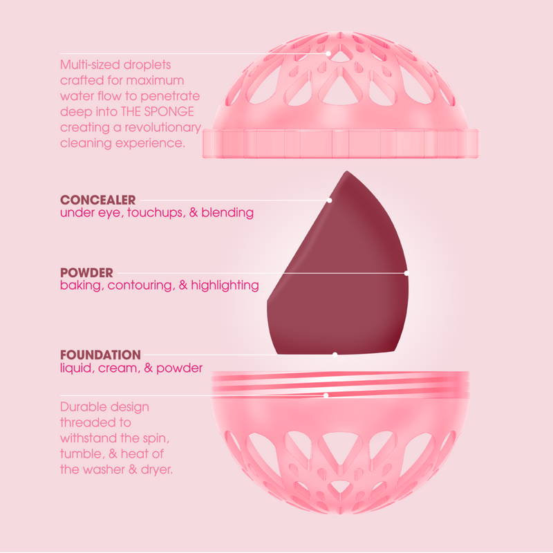 Beauty Sponge For Makeup - megan-graham-beauty