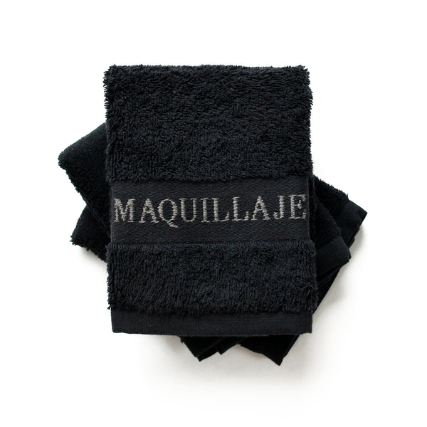 The Little Black Towel (Spanish Version) - Toalla Desmaquillante® 4 Pack - megan-graham-beauty