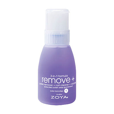 Zoya Remove Plus Nail Polish Remover 8oz - megan-graham-beauty