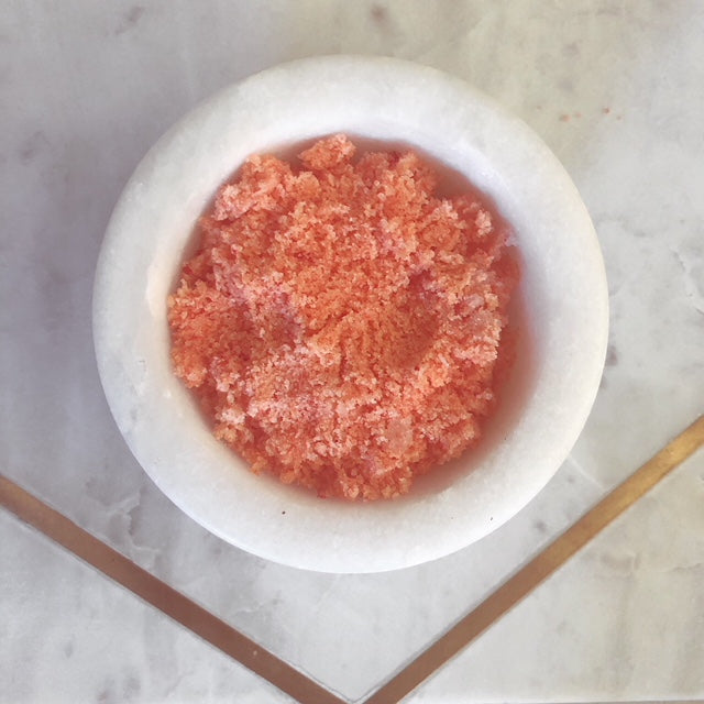 Rose Bath Salt Recipe