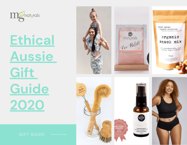Ethical Aussie Gift Guide 2020