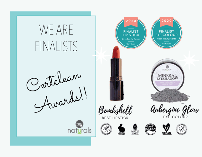 Certclean Beauty Awards 2020  - We are finalists
