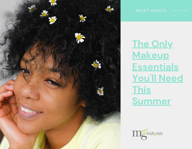 The Only Makeup Essentials You'll Need this Summer