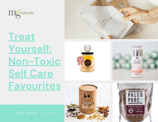 Treat Yourself: Non-Toxic Self Care Favourites