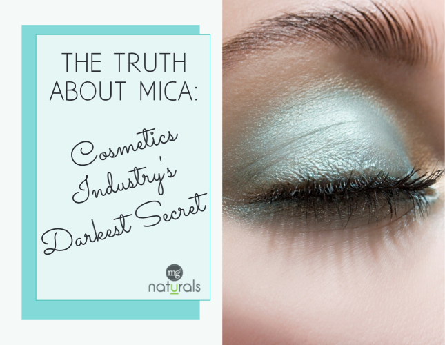 The Truth About Mica: Cosmetics Industry's Darkest Secret