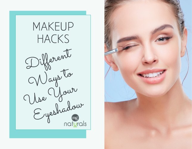 Makeup Hacks: Different Ways to Use Your Eyeshadow