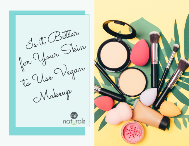 Is it Better for Your Skin to Use Vegan Makeup?