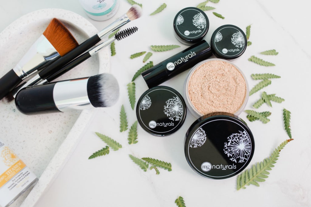 5 Benefits of Using Eco-Friendly Makeup