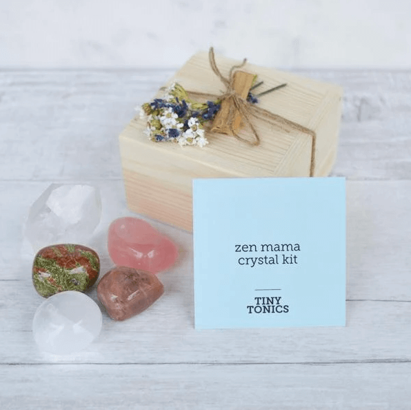 Tiny Tonics - Zen Mama Crystal Kit