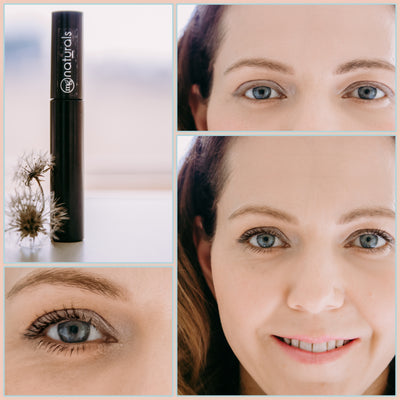 Organic Volume Black Mascara - MG Naturals