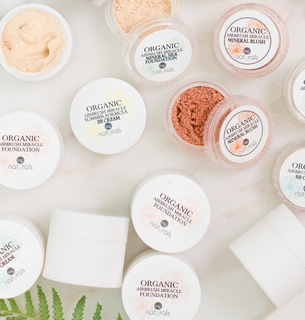 Starter Sample Kit | Vegan Makeup Samples | MG Naturals