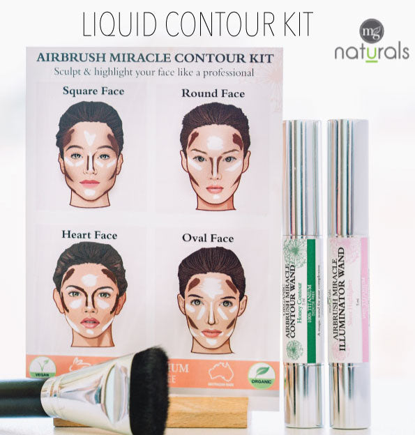 Organic Liquid Contour Kit - MG Naturals