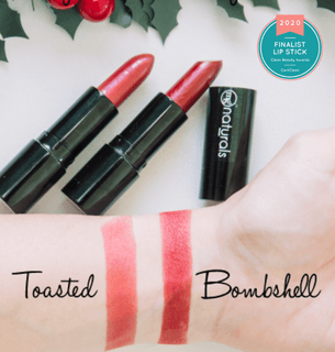 Organic Red Collection Lipsticks | MG Naturals