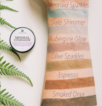 Eye Shadows - Titanium Free - MG Naturals
