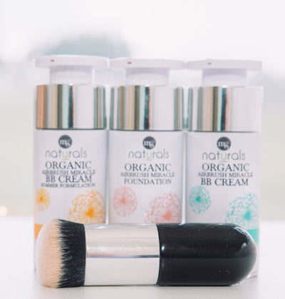 Multi Purpose Foundation Brush - MG Naturals